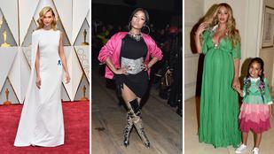 Kinek áll jobban a 8 milliós Gucci ruha?