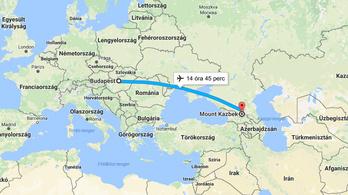 Meghalt egy magyar síelő Grúziában