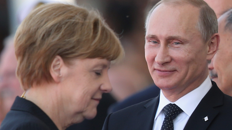 Kelet-Ukrajnát bocsátaná áruba Putyin