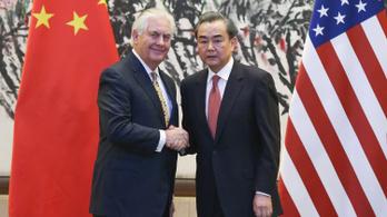Amerikai-kínai szuperszövetség nyomná le Észak-Korea atomrakétáit