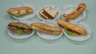 Teszt: A tökéletes szalámis szendvics nyomában