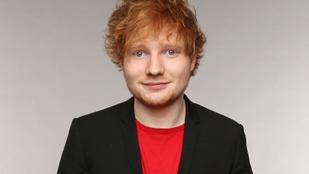 Ed Sheeran él, mégis kétéves kislányként született újjá