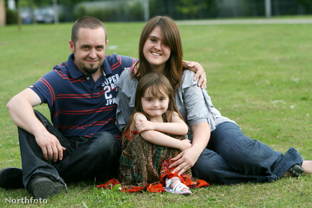 Az anya extrém rosszullétei miatt nem lett testvére a kislánynak