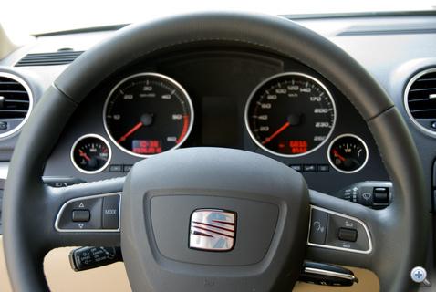 Kifutó Audi = tökéletes luxus-Seat