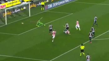 Sallai megszerezte első Serie A-s gólját