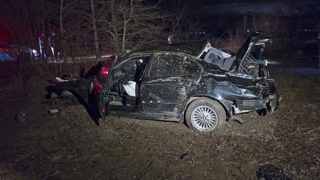 Halálos baleset M2 felhajtó 1