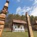 Megépítették a vízzel elárasztott falu kicsinyített mását