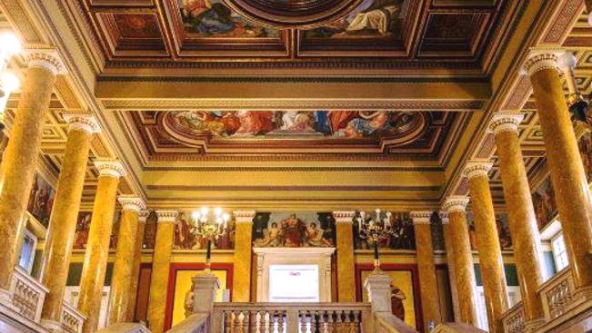 Egy estére megnyitják a Nemzeti Múzeum látogatók elől elzárt tereit