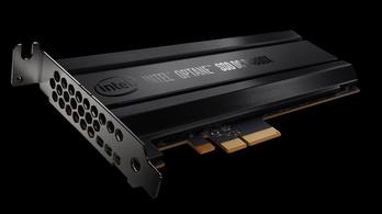Az Intel új SSD-je olyan gyors, hogy akár memória is lehet