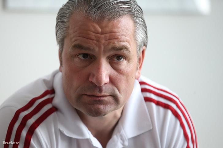 Bernd Storck szövetségi kapitány