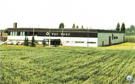 Az erdeti Van Veen gyár