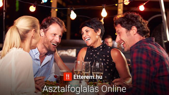 Több mint 200 étterembe foglalhatunk asztalt egy magyar appal