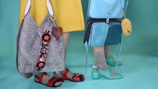 Nézze meg a legújabb cipő és táska trendeket!