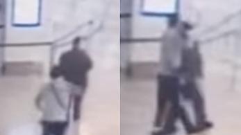 Előkerült egy biztonsági kamera felvétele az Orly reptér támadójáról