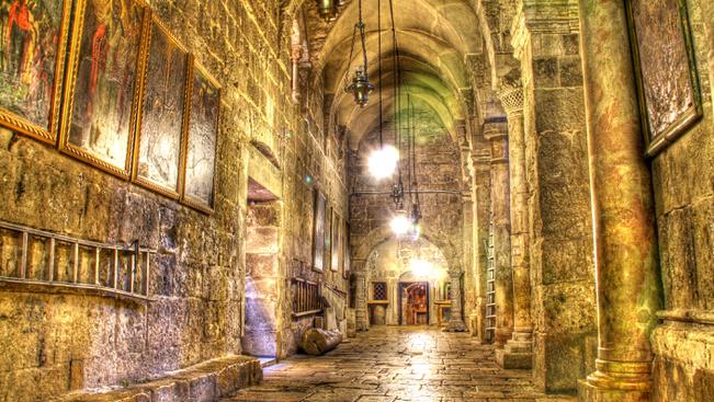 Befejeződött a Szent Sír-bazilika restaurálása