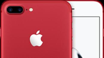 Vörösre vált az iPhone