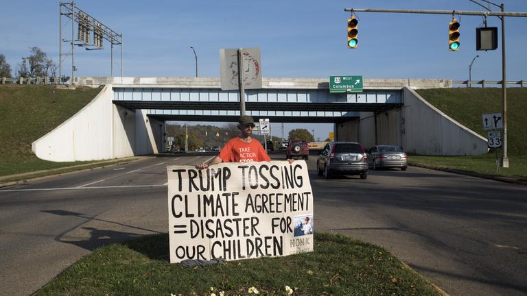 Félelmetesen átgondolt Trump klímaellenes hadjárata