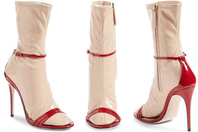 Guminő szerű lábat varázsol az új Gucci bokacsizma.