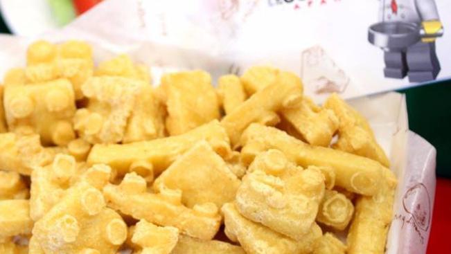 Találják ki, milyen formájú a sült krumpli a japán Legolandben!