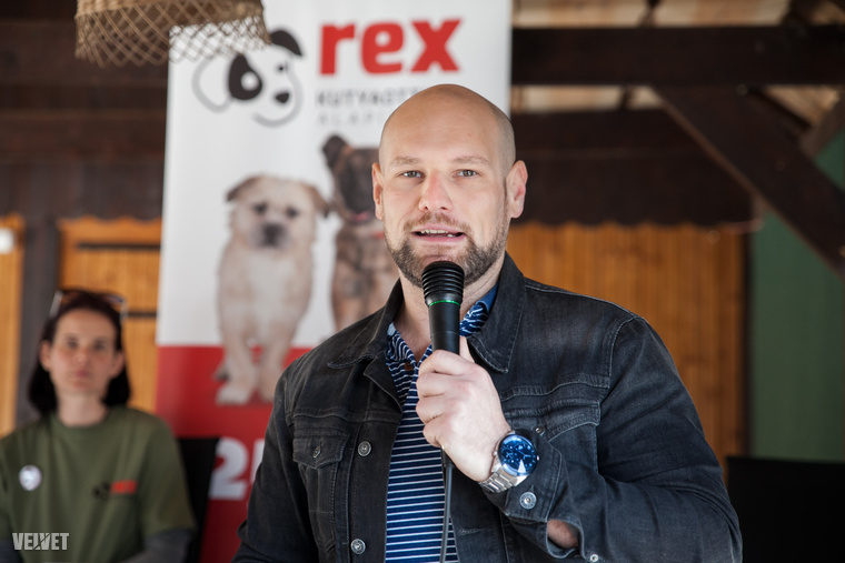 A Felelős Állattartás nagykövetének Kocsis Tibort választották