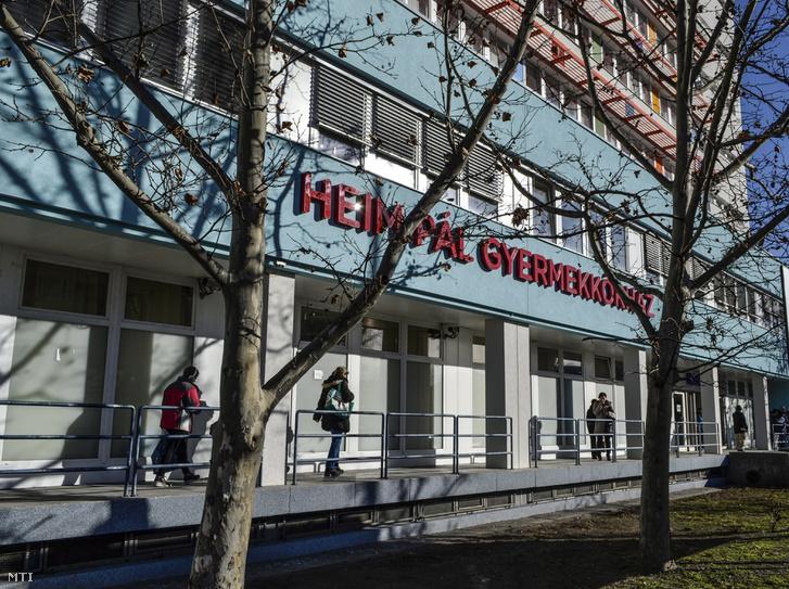 A Heim Pál Gyermekkórház, mely fejlesztéséért alapított alapítvány 2016-ban is a legtöbb felajánlást kapta
