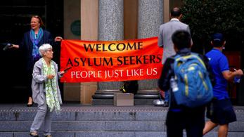 Tízezer szíriait fogadott be Ausztrália