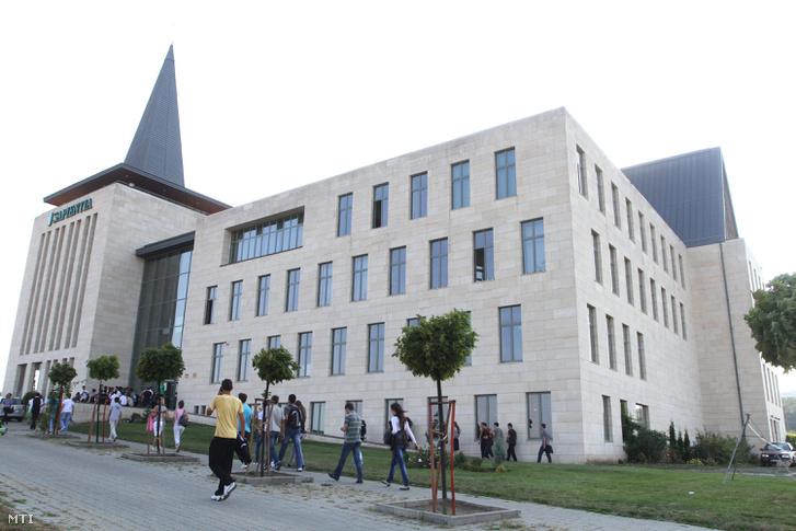 A marosvásárhelyi Sapientia Egyetem
