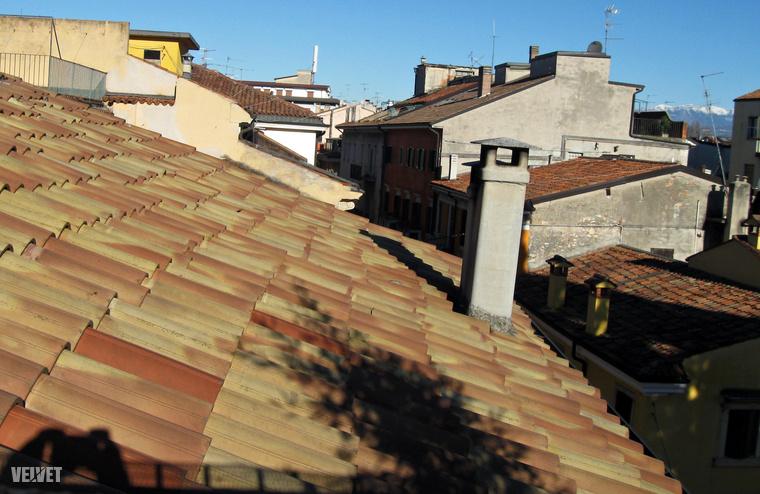 Verona tetején!