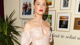 Milliárdos pasija napelemekkel édesgeti magához Amber Heard-öt
