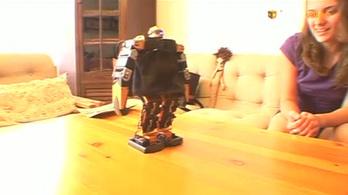Táncoló robotok