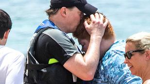 Mikor látta utoljára Brendan Frasert? Na ugye!