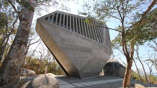 Naplemente kápolna Mexikóban
