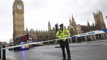 Lövöldözés és gázolás a brit parlamentnél, 4 halott, 40 sérült