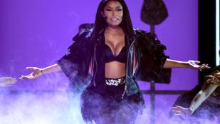 Nicki Minaj bősz twerkelése egy rekordnak köszönhető