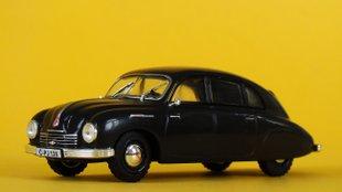 Egy Tatra a saját hazájából: T600 Tatraplan