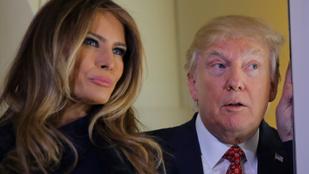 Melania Trump tényleg nem engedi be férjét az ágyába?