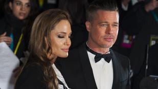 Bréking! Újra szóba állt egymással Angelina Jolie és Brad Pitt
