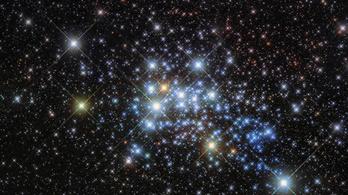 Gigacsillagot fotózott a Hubble