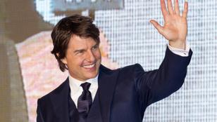 Most ezzel a nővel hozták hírbe Tom Cruise-t