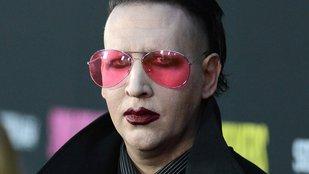 Titokzatos üzenet Marilyn Mansontól