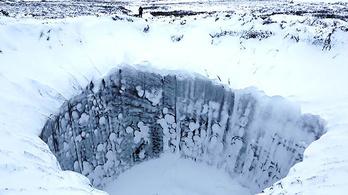 Csúnya dolgok rejtőznek a szibériai jég alatt