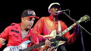 Itt az első dal Chuck Berry posztumusz lemezéről