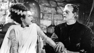 Frankenstein szörnyének szexi menyasszonya is volt!