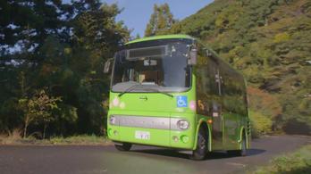 Három éven belül önjáró busz viszi az utasokat