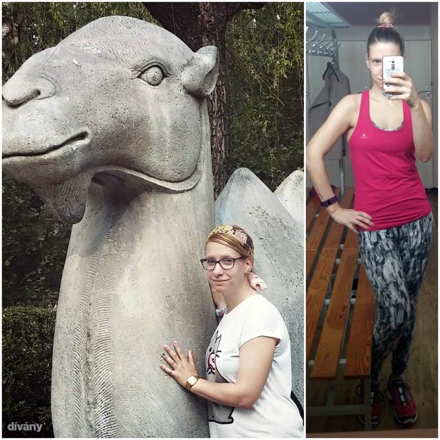 Én 2015 nyarán Kínában, és 2017 februárjában az edzőterem öltözőjében: szerintem érdemes volt felkelnem a kanapéról