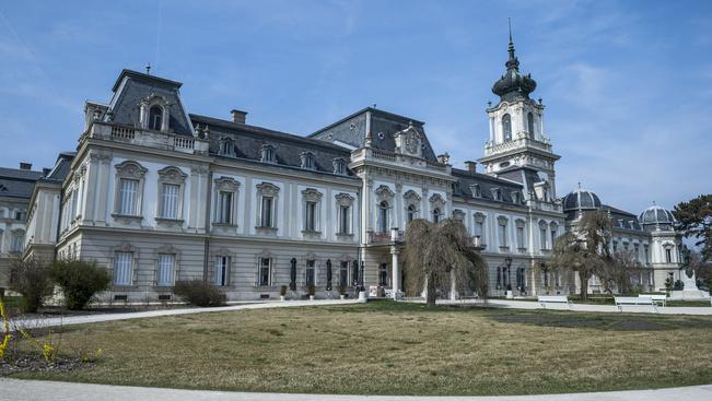 5,5 milliárdból újul meg a Festetics-kastély