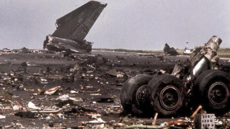 Egyszerű félreértésből lett a legnagyobb légi katasztrófa