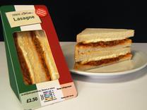 A lasagne szendvicstől egy olasz kitérne a hitéből