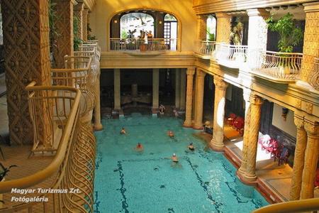 Gellért fürdő - Budapest (fotó: termalfurdo.net)