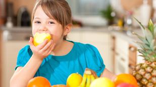 Kalauz szülőknek: hogyan érd el, hogy egészségesen egyen a gyereked?